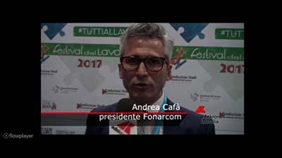 AdnKronos del 29.09.2017 - Intervista a A. Cafà