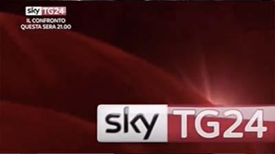 Sky Tg24 del 01.10.2017