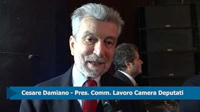 Intervista a Cesare Damiano