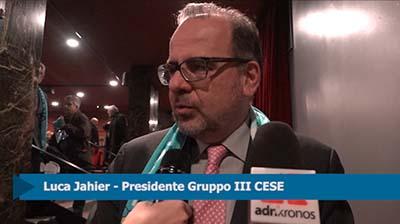 Intervista a Luca Jahier