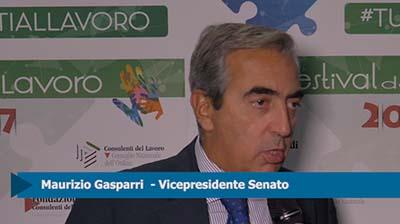 """Ius soli, Gasparri: """"Non ci sono i numeri per una legge"""""""