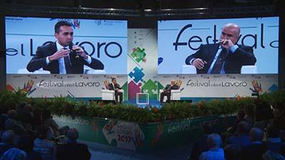 30.09 - Lavoro, economia e sviluppo - Intervista a Luigi Di Maio