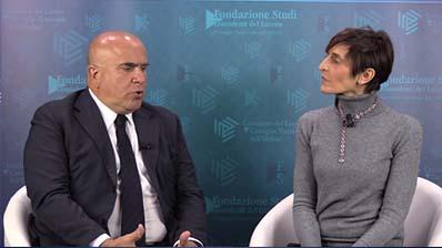 Confronto De Luca - Mancini sui Voucher