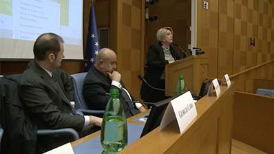 Focus - Marina Calderone: rendere legge l'AsseCo