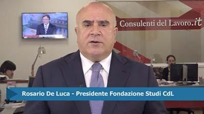 """Dimissioni online, De Luca: """"La CGIL non conosce il sistema giuridico italiano"""""""