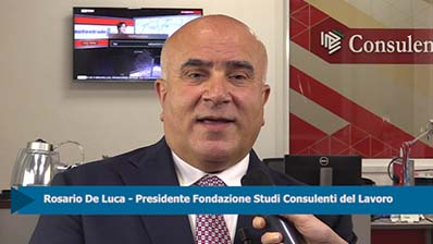 """Jobs Act autonomi, De Luca:""""Più valore ai professionisti"""""""