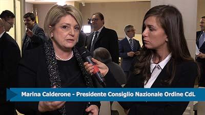 Focus - Elezione CNO. Intervista alla Presidente Calderone