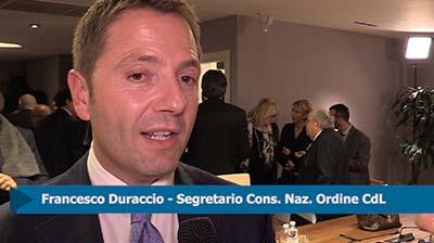 Elezioni CNO. Intervista a Francesco Duraccio