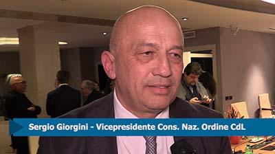 Elezioni CNO - Intervista a Sergio Giorgini