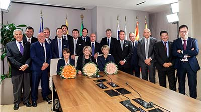 Elezioni CNO: la cerimonia di insediamento