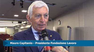 10 anni di Fondazione Lavoro. Intervista a Mauro Capitanio