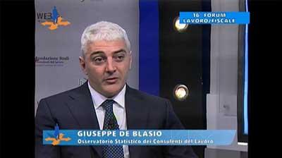 G. De Blasio: Due anni di Jobs Act