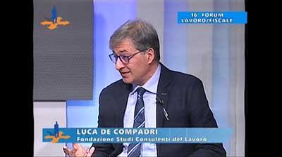 L. De Compadri: Il recupero dei benefici normativi e contributivi