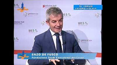 E. De Fusco: Legge di bilancio 2018, novità lavoro