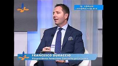 F. Duraccio: Tirocini formativi, le nuove linee guida