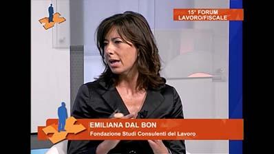 Emiliana Dal Bon - Il Jobs Act degli autonomi