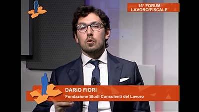 Dario Fiori - Manovrina, novità fiscali