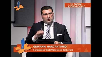 Giovanni Marcantonio - Dl 50/17: decontribuzione e welfare aziendale