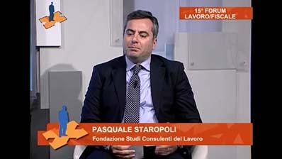 Pasquale Staropoli - Appalti e somministrazione irregorale