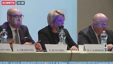 Marina Calderone ricorda Marco Biagi