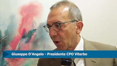 Presidente D'Angelo su nuova sede CPO Viterbo