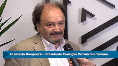 Intervista a Giancarlo Bomprezzi, Presidente Consiglio Provinciale Teramo