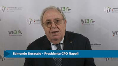 Intervista a Edmondo Duraccio, Presidente CPO Napoli