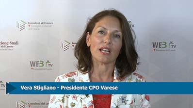 Intervista a Vera Stigliano, Presidente CPO Varese
