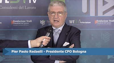 Intervista a Pier Paolo Redaelli, Presidente CPO Bologna