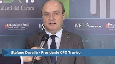 Intervista a Stefano De Vallier, Presidente CPO Treviso