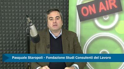 Pasquale Staropoli. Adempimenti personale dipendente