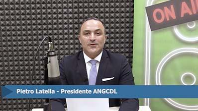 Pietro Latella. Incentivo occupazione