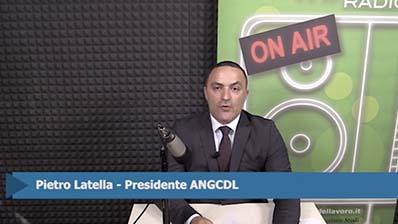 Pietro Latella. Welfare aziendale