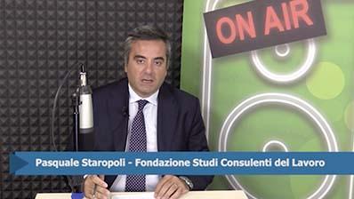 Pasquale Staropoli. Dimissioni telematiche