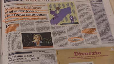 Rassegna Stampa - 16.01.2017