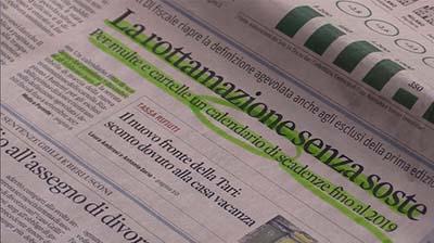 Rassegna Stampa - 20.11.2017