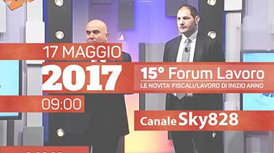 Promo Forum Lavoro 17.05.2017