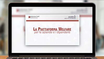 La piattaforma Welfare per le aziende e i dipendenti