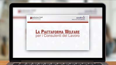 La piattaforma Welfare per i Consulenti del Lavoro