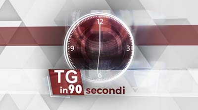 TG in 90 secondi - 08.01.2018