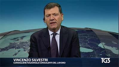 Tg3 del 10.03.2018.  Vincenzo Silvestri