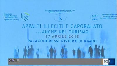 Tg Emilia Romagna del 17-04-2018