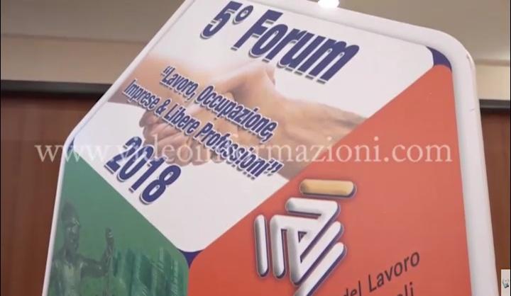 Videoinformazioni Agenzia - 5° Forum Napoli