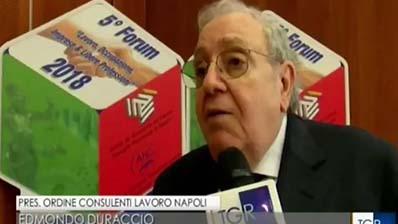 TGR Campania. Lavoro, occupazione, imprese & libere professioni