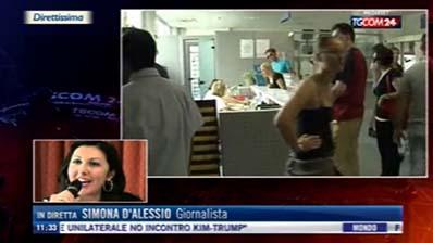 TgCom24 del 16.05.2018 - Simona D'Alessio