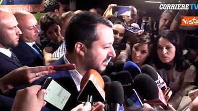 Corriere TV. 29-06-2018 Matteo Salvini