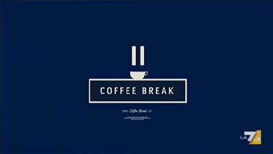 La7 - Coffee Break del 05.06.2018: Marina Calderone