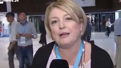 Rai News del 06.07.2018 - Marina Calderone