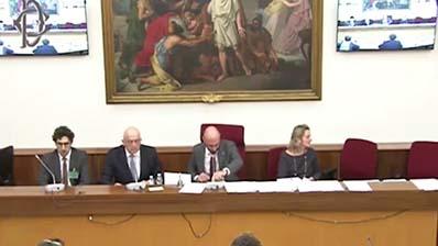 Audizione CNO Commissione Giustizia Camera su crisi d'impresa