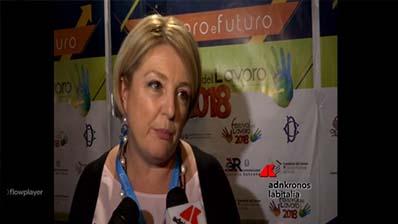AdnKronos 29-06-2018. Marina Calderone